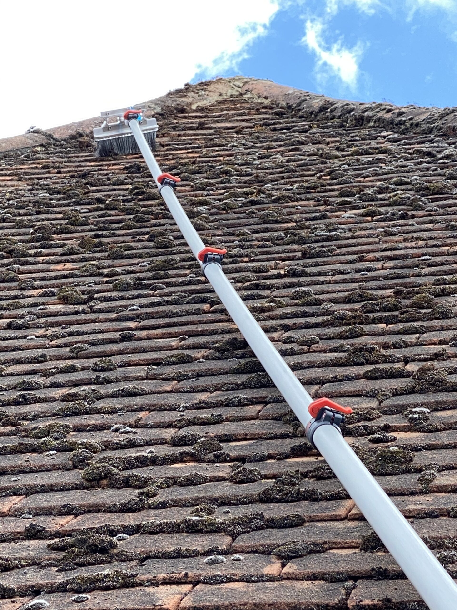 roof cleaning in hampshire